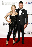 LOS ANGELES, CA - FEBRUARY 08: Christina Perri and Paul Costabile at the MusiCares Person of the Year Tribute held at Los Angeles Convention Center, West Hall on February 8, 2019 in Los Angeles, California. Photo: imageSPACE<br /> CAP/MPI/DC<br /> &copy;DC/MPI/Capital Pictures<br /> CAP/MPI/DC<br /> &copy;DC/MPI/Capital Pictures<br /> CAP/MPI/IS<br /> &copy;IS/MPI/Capital Pictures