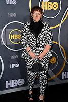 LOS ANGELES, USA. September 23, 2019: Katie Kershaw at the HBO post-Emmy Party at the Pacific Design Centre.<br /> Picture: Paul Smith/Featureflash
