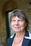 Dame Margaret Drabble at Blenheim Palace during the Woodstock Literary Festival, Oxfordshire, UK, 18 September 2011...PHOTO COPYRIGHT GRAHAM HARRISON .graham@grahamharrison.com.+44 (0) 7974 357 117.Moral rights asserted.