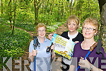 WALK THIS WAY: Some of the organising commitee of the annual Cuckoo Walking Festival in Tarbert, l-r: Joan Murphy, Ita Gormley and Patricia Lanigan.