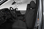 Front seat view of a 2018 Toyota Tacoma SR Access Cab 4x2 4-Cyl Auto Long Bed 4 Door Pick Up front seat car photos