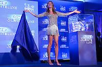 SAO PAULO, SP, 10.12.2013 - GISELE BUNDCHEN - A top model Gisele Bundchen durante evento de lançamento dos produtos da Oral B na tarde desta terça-feira, 10 no Word Trade Center (WTC) na regiao sul da cidade de São Paulo. (Foto: Vanessa Carvalho/ Brazil Photo Press).