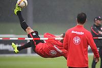 16.09.2015: Eintracht Frankfurt Training