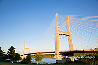 65095-02404 Bill Emerson Memorial Bridge over Mississippi River Cape Girardeau, MO