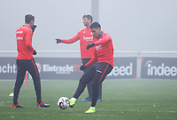 Carlos Salcedo (Eintracht Frankfurt) - 14.11.2018: Eintracht Frankfurt Training, Commerzbank Arena, DISCLAIMER: DFL regulations prohibit any use of photographs as image sequences and/or quasi-video.