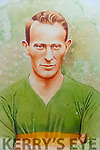 A photo of Kerry goalkeeper from 1931 to 1948 Danno Keeffe.