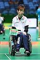 Hidetaka Sugimura (JPN), <br /> SEPTEMBER 15, 2016 - Boccia : <br /> Individual BC2 Quarter final match between Jeong So Yeong - Hidetaka Sugimura <br /> at Carioca Arena 2<br /> during the Rio 2016 Paralympic Games in Rio de Janeiro, Brazil.<br /> (Photo by AFLO SPORT)