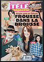 Presse<br /> T&eacute;l&eacute; Magazine