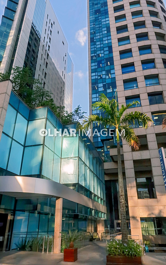 Edificio do Citibank, Avenida Paulista, Sao Paulo. 2018. Foto de Juca Martins.