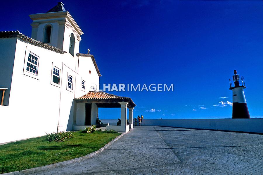 Forte de Monte Serrat em Salvador. Bahia. 2001. Foto de Thais Falcão.