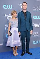 11 January 2018 - Santa Monica, California - David Thewlis. 23rd Annual Critics' Choice Awards held at Barker Hangar. <br /> CAP/ADM/BT<br /> &copy;BT/ADM/Capital Pictures