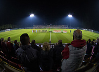 STANFORD, CA - November 9, 2018: Team at Laird Q. Cagan Stadium. The top seeded Stanford Cardinal defeated the Seattle Redhawks 3-0 in the opening round of the NCAA tournament.