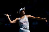 NAOMI BROADY (GBR)<br /> <br /> TENNIS - AEGON INTERNATIONAL - DEVONSHIRE PARK, EASTBOURNE - ATP - 500 - WTA PREMIER, GB - 2017  <br /> <br /> <br /> &copy; TENNIS PHOTO NETWORK