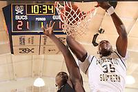 Presbyterian vs. Charleston Southern, NCAA, men's basketball, February 19, 2013, 2013-2-19, Photographer: Al Samuels