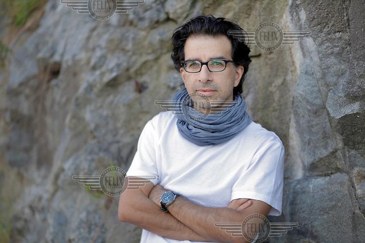 Portraits of photographer Asim Rafiqui
