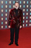 Graham Norton<br /> arriving for the BAFTA Film Awards 2020 at the Royal Albert Hall, London.<br /> <br /> ©Ash Knotek  D3554 02/02/2020