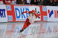 SCHAATSEN: ERFURT: Gunda Niemann Stirnemann Eishalle, 22-03-2015, ISU World Cup Final 2014/2015, Denny Morrison (CAN), ©foto Martin de Jong