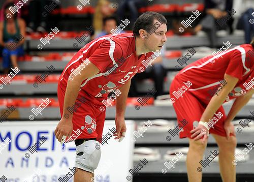 2012-09-16 / Volleybal / seizoen 2012-2013 / Puurs / Joost Borremans ..Foto: Mpics.be