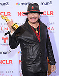 Carlos Santana attends The 2013 NCLR ALMA Awards held at the Pasadena Civic Auditorium in Pasadena, California on September 27,2012                                                                               © 2013 DVS / Hollywood Press Agency