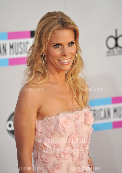 Cheryl Hines arriving at the 2011 American Music Awards at the Nokia Theatre, L.A. Live in downtown Los Angeles..November 20, 2011  Los Angeles, CA.Picture: Paul Smith / Featureflash