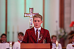 Kings School Christmas Carols, Cathedral. Auckland, New Zealand. Wednesday 5 December 2018. Photo: Simon Watts/www.bwmedia.co.nz