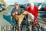 Listowel Coursing: Attending Listowel Coursing over the weekend  were Anthony Connell, Abbeydorney & Joe Mccarthy, Listowel.