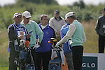 Severiano Ballesteros checks on his team on the 7th tee during the first round of the Seve Trophy at The Heritage Golf Resort, Killenard,Co.Laois, Ireland 27th September 2007 (Photo by Eoin Clarke/GOLFFILE)