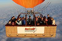 20150823 August 23 Hot Air Balloon Gold Coast