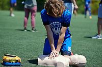 USSF Soccer CPR Video Shoot, June 4, 2018