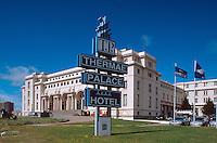 Belgien, Flandern, Thermae Palace Hotel in Oostende
