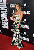LOS ANGELES, CA. August 22, 2016: Actress Jessica Alba at the Los Angeles premiere of &quot;Mechanic: Resurrection&quot; at the Arclight Theatre, Hollywood.<br /> Picture: Paul Smith / Featureflash