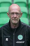 facilitaire ondersteuning Henk Sikkema of FC Groningen,