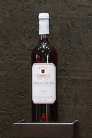 BB 2006 rose. Biblia Chora Winery, Kokkinohori, Kavala, Macedonia, Greece