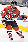 Brian Deeth - The Boston College Eagles defeated the Northeastern University Huskies 5-2 in the opening game of the 2006 Beanpot at TD Banknorth Garden in Boston, MA, on February 6, 2006.