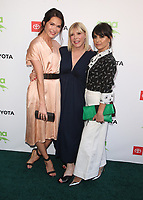 30 May 2019 - Beverly Hills, California - Katie Aselton, Debbie Levin, Constance Zimmer. 29th Annual 29th Annual Environmental Media Awards held at Montage Beverly Hills. Photo Credit: Faye Sadou/AdMedia