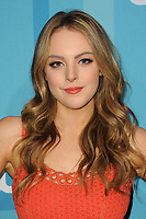 www.acepixs.com<br /> May 18, 2017 New York City<br /> <br /> Elizabeth Gillies attending arrivals for CW Upfront Presentation in New York City on May 18, 2017.<br /> <br /> Credit: Kristin Callahan/ACE Pictures<br /> <br /> <br /> Tel: 646 769 0430<br /> Email: info@acepixs.com