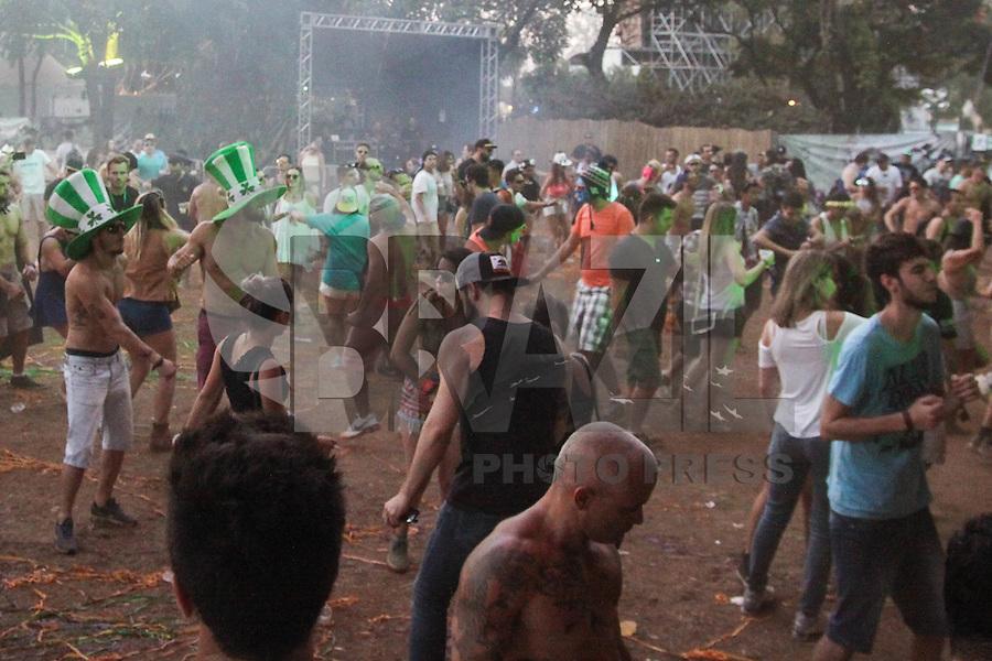ITU, SP, 23.04.2016 - TOMORROWLAND-BRASIL - Movimentação de público durante o quarto dia do Tomorrowland Brasil no Parque Maeda em Itu interior do Estado neste sábado, 23.(Foto: Marcos Moraes/Brazil Photo Press)