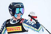 February 5th 2019, Are, Northern Sweden;  Lisa Hornblad of Sweden competes in womens super-G during the FIS Alpine World Ski Championships on February 5, 2019