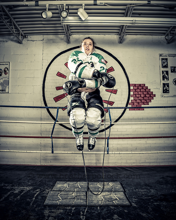 Jamie Lee Rattray, CWHL