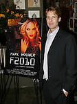 Marc Bouwer President Paul Margolin attends MARC BOUWER's EXCLUSIVE SCREENING of the FW2010 film starring CANDICE SWANEPOEL at the Leo Kesting Gallery, New York-   -February 18, 2010
