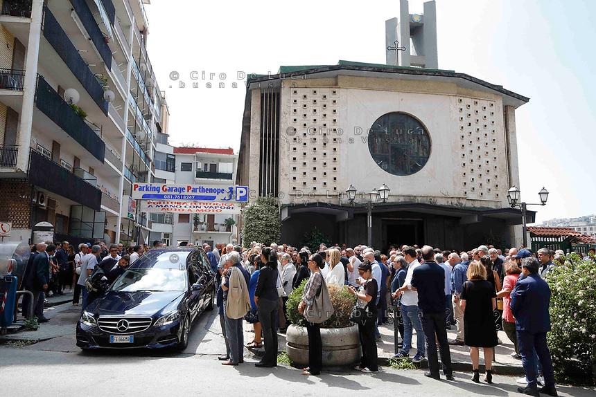 Funerali Antonio Rastrelli