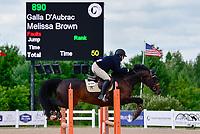 Melissa Brown, Galla D'Aubrac