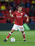 Bristol City's Gary O'Neil in action during the Carabao cup match at Vicarage Road Stadium, Watford. Picture date 22nd August 2017. Picture credit should read: David Klein/Sportimage