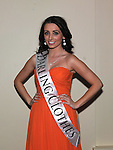 Corrinne Vaughan entrant in Louth heat of the Rose of Tralee 2012. Photo: Colin Bell/pressphotos.ie