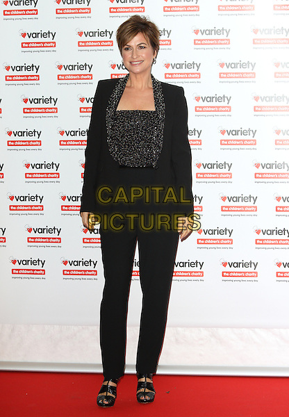 Emma Forbes at the Variety ShowBiz Awards - annual showbiz awards and fundraiser for Variety, the Children's Charity at London Hilton on Park Lane, London 18th October 2016<br /> CAP/ROS<br /> &copy; Steve Ross/Capital Pictures