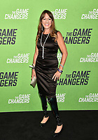 "HOLLYWOOD, CA - SEPTEMBER 04: Jami Marseilles attends the LA Premiere Of ""The Game Changers"" at ArcLight Hollywood on September 04, 2019 in Hollywood, California.<br /> CAP/ROT/TM<br /> ©TM/ROT/Capital Pictures"