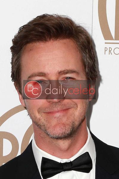 Edward Norton<br /> at the Producers Guild of America Awards 2015, Century Plaza Hotel, Century City, CA 01-24-15<br /> David Edwards/DailyCeleb.com 818-249-4998