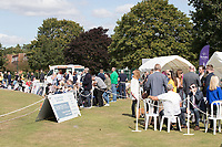 A general view at Upminster Park during Upminster CC vs Essex CCC, Benefit Match Cricket at Upminster Park on 8th September 2019
