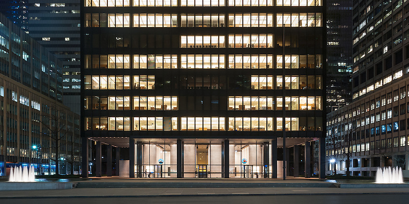 The Seagram Building<br />