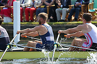 THE PRINCE OF WALES CHALLENGE CUP<br /> Leander Club & Upper Thames R.C. (281)<br /> Edinburgh Univ. & Oxford Brookes (275)<br /> <br /> Henley Royal Regatta 2018 - Thursday<br /> <br /> To purchase this photo, or to see pricing information for Prints and Downloads, click the blue 'Add to Cart' button at the top-right of the page.
